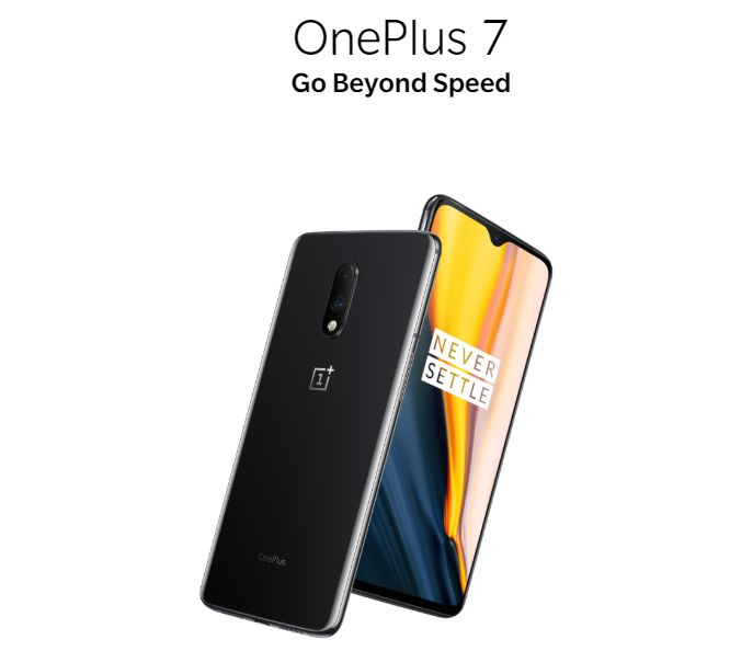 1 - OnePlus 7