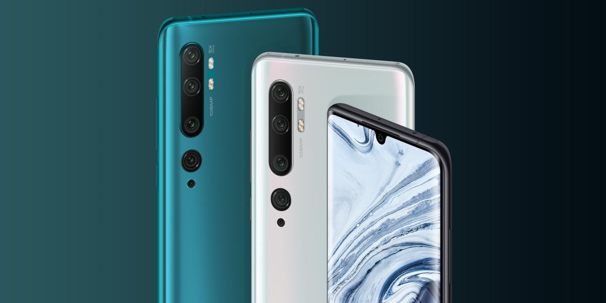 1 - Xiaomi Mi Note 10