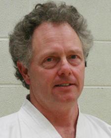 Sensei Richard - Dartmouth Karate Club Instructor