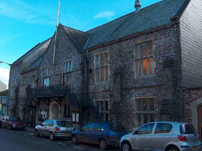 Dartmouth Guildhall