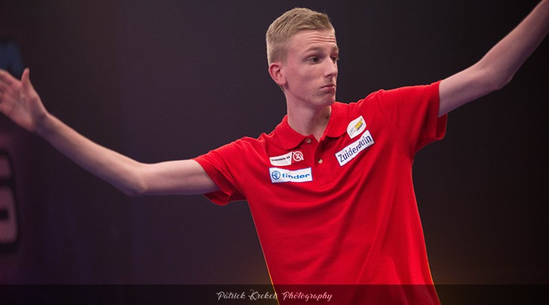 NDB Ranking Open Rotterdam jeugd titels voor Wessel Nijman, Lerena Rietbergen, Cédric Saes,