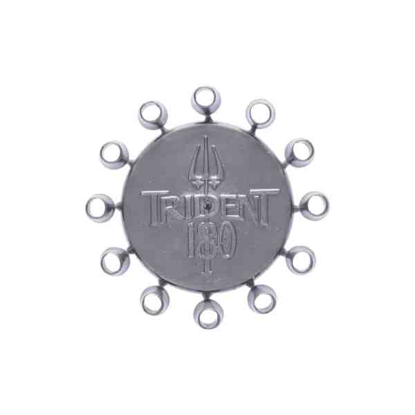 Trident 180 Silver Dart Point Caps