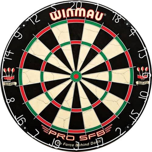 Winmau PRO SFB™ Bristle Dartboard