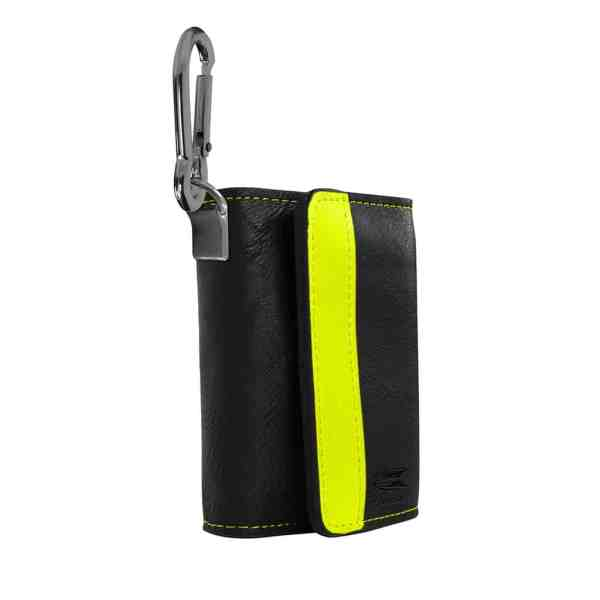 Target Montana Black & Yellow Compact Darts Wallet