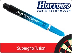 Harrows Supergrip Fusion Dart Stems