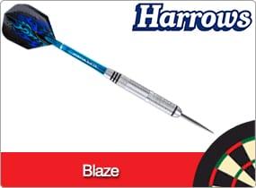Harrows Blaze Darts