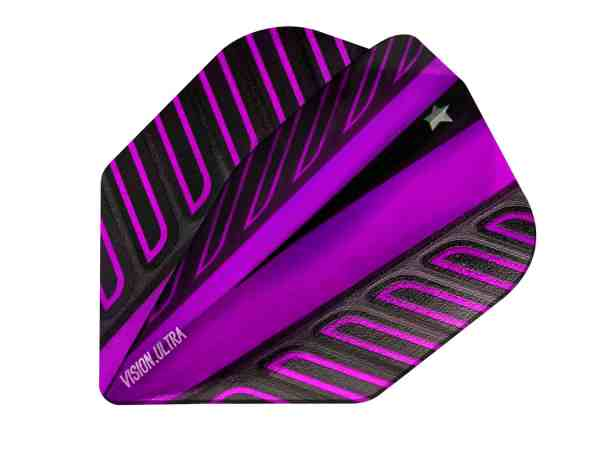 Target Voltage Vision Ultra Flights - Purple