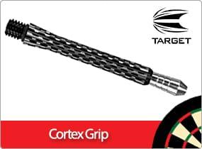 Target Cortex Grip Dart Stems