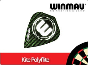 Winmau Kite Polyflight Dart Flights