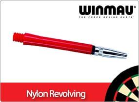 Winmau Nylon Revolving Dart Stems