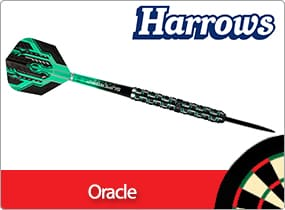 Harrows Oracle Darts
