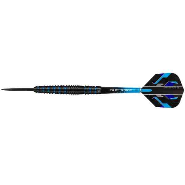Harrows Spina Black 25g Darts