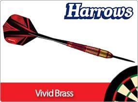 Harrows Vivid Brass