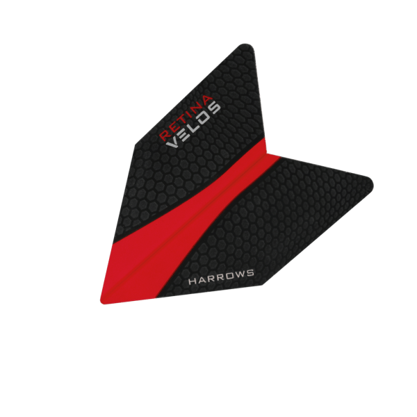 Harrows Retina Velos Red Flights