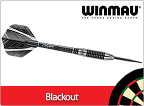 Winmau Blackout Darts