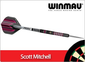 Winmau Scott Mitchell Darts