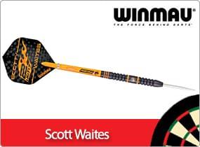 Winmau Scott Waites Darts