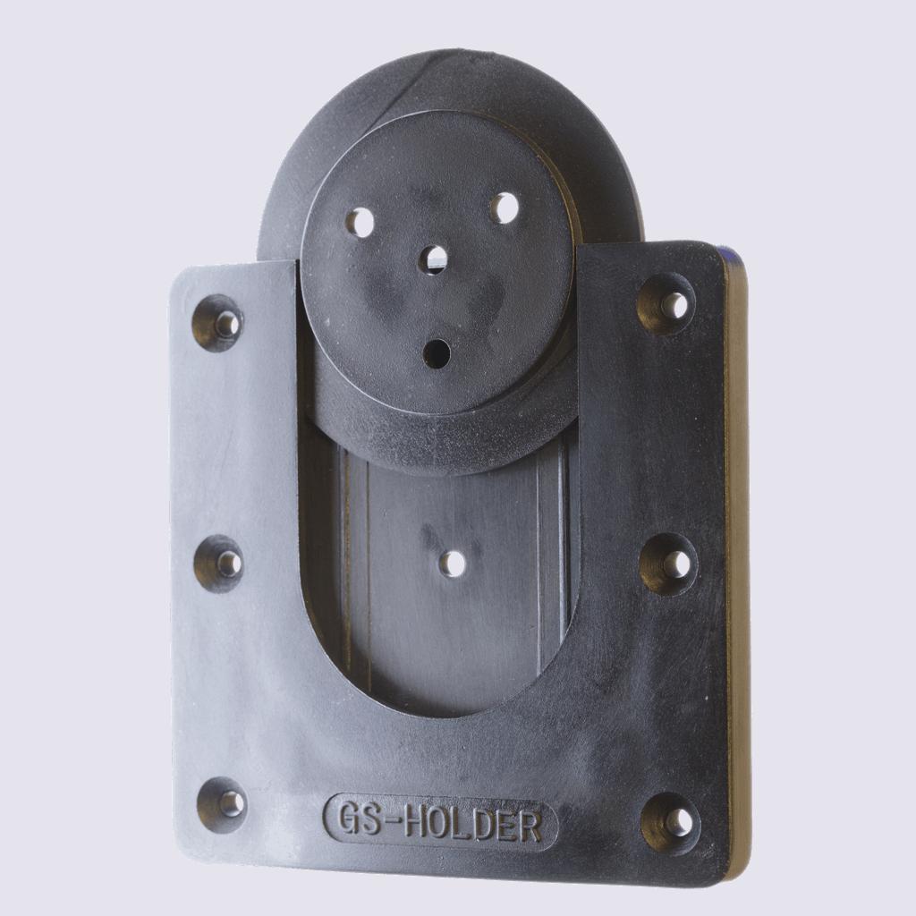 Winmau Deluxe Dartoard Clamp Spring-loaded mechanism