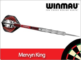 Winmau Mervyn King Darts
