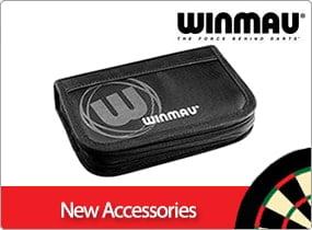 Winmau 2019 accessories