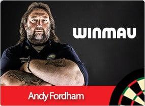 Andy 'The Viking' Fordham