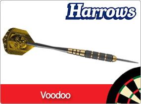 Harrows Voodoo Darts