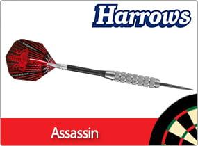 Harrows Assassin Darts