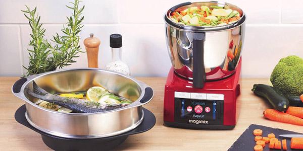 robot cuiseur magimix cook expert le