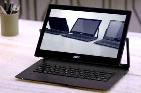 PC Hybride Les Nouveaux PC 2 En 1 Avec Cran Tactile