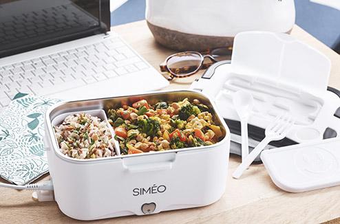 lunchbox comment manger chaud au