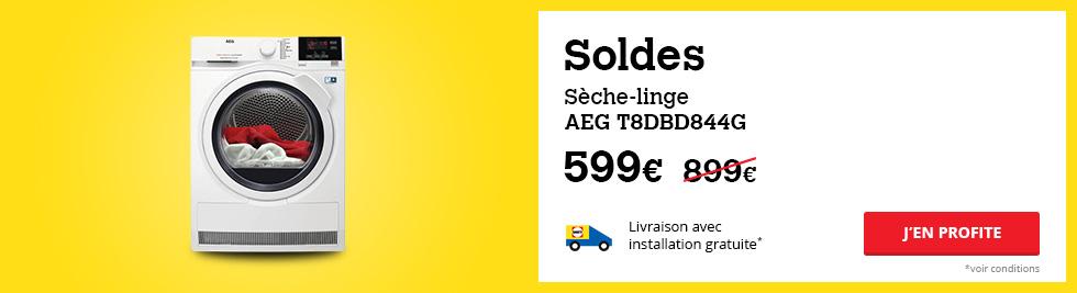 Soldes Seche Linge Pose Libre Livraison Et Installation Gratuites 24h
