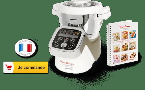 darty moulinex cuisine companion