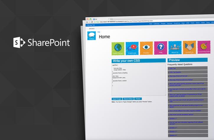 SharePoint App