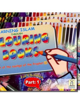 Colouring Books Darussalam