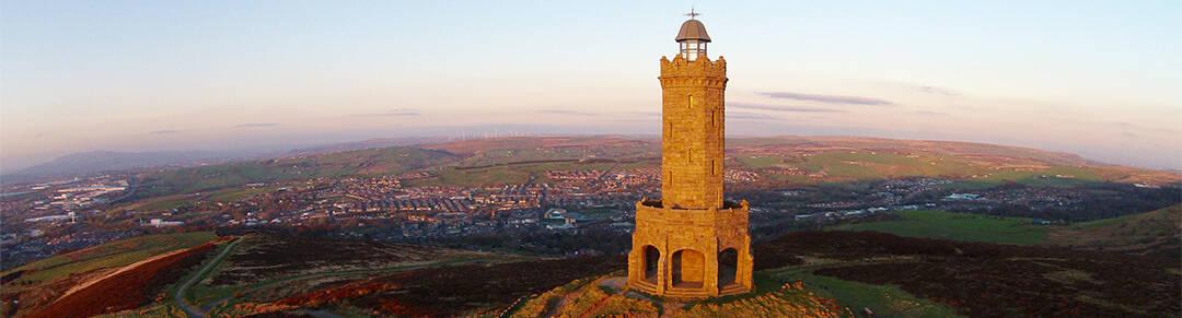 Darwen Tower Header