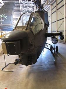 Cobra AH1 Front view at museum 229x306
