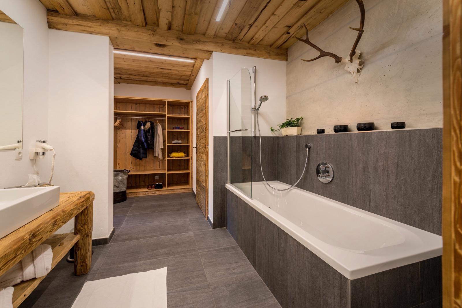 Suiten Appartements Ferienhaus  das Chalet in