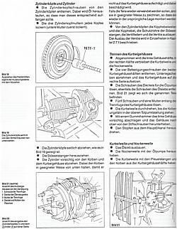 Reparaturanleitung: Citroën 2 CV/6, Méhari, Dyane 6, Ami 8