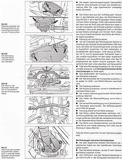 Reparaturanleitung: Opel Astra F Limousine und Caravan