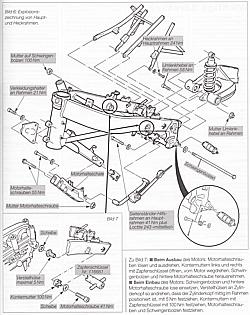 Reparaturanleitung: BMW F 650 CS Scarver ab Modelljahr