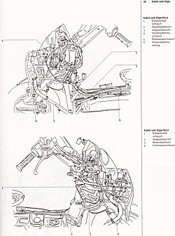 Reparaturanleitung: Honda Helix CN 250 ab Bj. 1988 & Honda