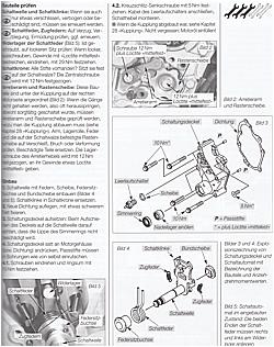 Reparaturanleitung: Kawasaki ER-6n und ER-6f ab Modelljahr