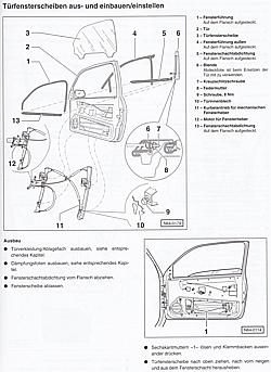 VW LUPO&Seat Arosa Reparaturanleitung So wirds gemacht