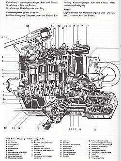 NSU Prinz 1000/1200 TT/TTS, Repair manual Repair book