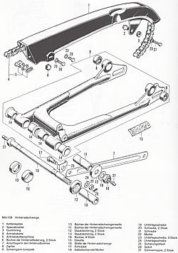 HONDA CB 250/350 K2/K3/K4, Reparaturanleitung Reparatur