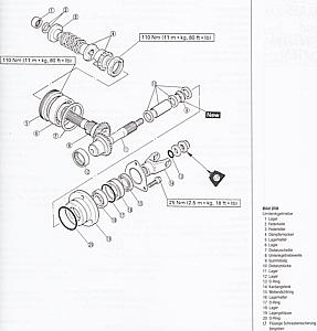 Yamaha XV 750 & 1100 Virago, Repair manual Repair book