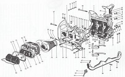 VW Transporter/Bus t2 1968-75 Repair manual Repair book