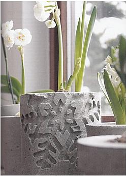 deko aus beton sofie meys - boisholz, Garten und erstellen