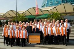 Seniorenchor Bremerhaven 2012