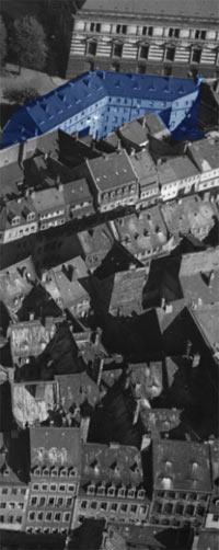 Altstadtsanierung  Neubau an der Salzgasse und Groen